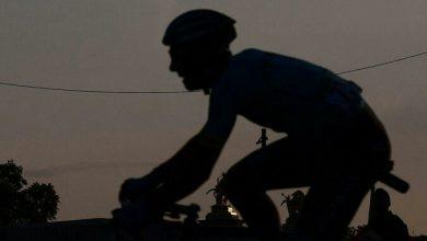 Photo of Nashik's Om Mahajan cycles from Kashmir to Kanyakumari in eight days, sets record