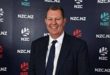 Photo of New Zealand's Greg Barclay elected ICC Chairman