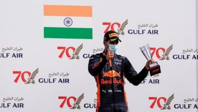 Photo of Jehan Daruvala earns his maiden Formula 2 podium finish
