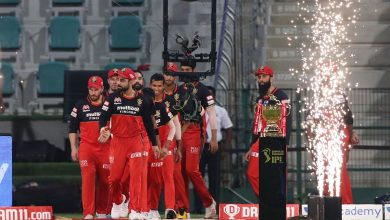 Photo of IPL 2020 : RCB's Season end on disappointing note after losing 5 consecutive matches