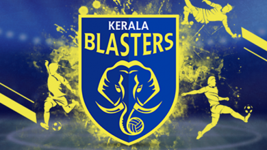 Photo of Indian Cricketer sends best wishes to Kerala Blasters