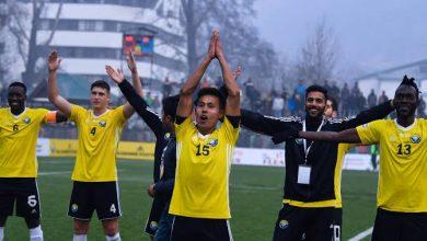 Photo of Real Kashmir Squad- I-League