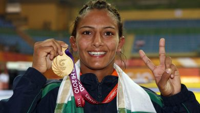 Photo of Player Bio: Geeta Phogat