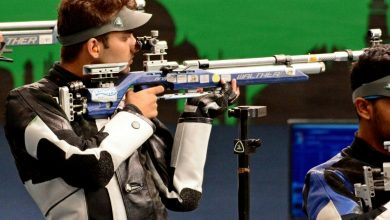 Photo of India's Yash Vardhan wins 10m air rifle event in online meet