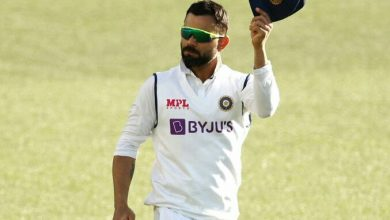 Photo of Virat Kohli named captain of ICC's Test Team of the Decade