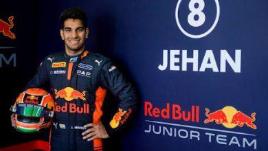 Photo of India's Jehan Daruvala wins his first F2 Race