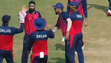 Photo of Mushtaq Ali Trophy: Delhi record second successive win, beat Andhra by six wickets