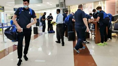 Photo of England cricket players arrive in Chennai for Tests against India