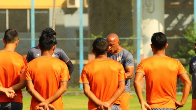 Photo of We know we're playing against one of the giants of Indian football, says RoundGlass Punjab FC Head Coach Curtis Fleming