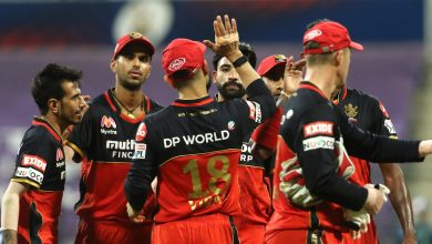 Photo of IPL 2021 : RCB retain only 12 player
