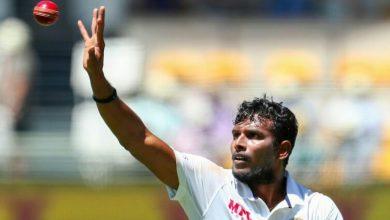 Photo of India vs Australia 4th Test, Day 1: Debutant T Natarajan shines as Australia score 274/5 courtesy Marnus Labuschagne ton