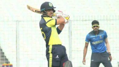 Photo of Riyan Parag's heroics with bat and ball dents Bengal's hope .
