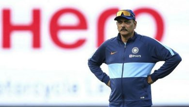 """Photo of Ravi Shastri gets """"emotional"""", speaking about """"greatest series of all"""""""