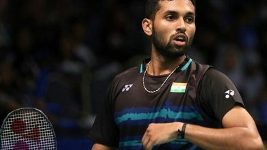Photo of HS Prannoy upsets Asian Games Gold medalist in Thailand Open