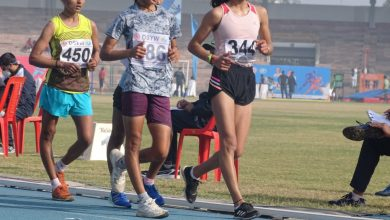 Photo of Race walker Reshma Patel shatters national U-20 record