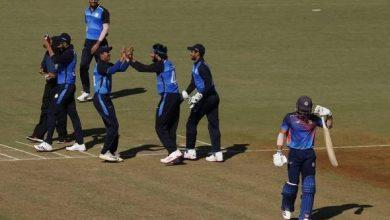 Photo of Syed Mushtaq Ali T20: Barot, Mankad and Sakariya lead Saurashtra to win