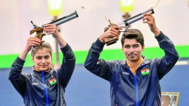Photo of Indian shooting squad for Asian online shooting championships announced