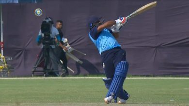 Photo of Kedar Devdhar's unbeaten 99 keeps Baroda at the top of the Group C