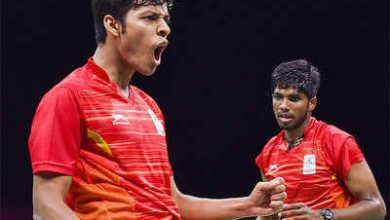 Photo of Thailand Open: Kashyap retires mid-way from opening clash; Satwik-Chirag secure win over their idols