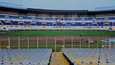 Photo of Construction of international hockey stadium starts within YBK campus in Kolkata