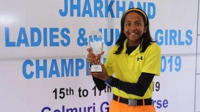 Photo of 14-year-old Avani Prashanth stuns top pros to win third leg of WPGT