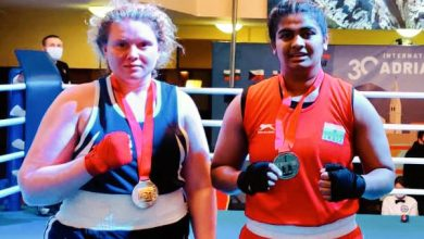 Photo of Indian Boxers win seven medals at Montegro Boxing tournament