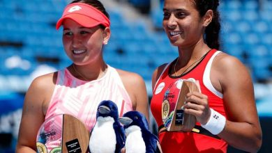 Photo of Ankita Raina wins her first ever WTA title at Melbourne