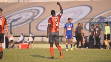 Photo of I-League: Papa Diawara's brilliant brace on debut helps RoundGlass Punjab secure their second successive win