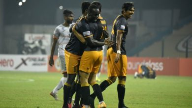 Photo of RG Punjab FC soars to top of points table with 2-0 win over Chennai City