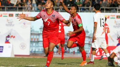 Photo of Aizawl rope in Nepalese Ronaldo