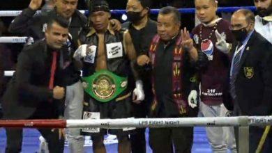 Photo of India's Lalrinsanga Tlau clinches WBC youth world title