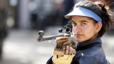 Photo of Shooting World Cup: India win silver in 50m rifle 3 position women's team event