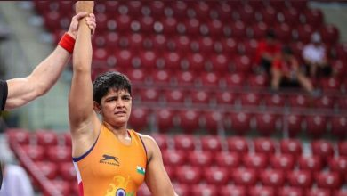 Photo of Sonam, Anshu among five women wrestlers selected for Asian Olympic Qualifying event; Sakshi misses out