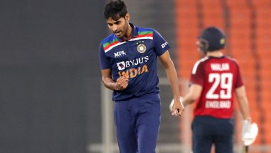 Photo of 'My priority still is Test cricket': Bhuvneshwar Kumar turns focus to red-ball format after acing white-ball return