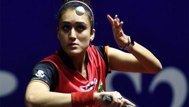 Photo of Manika Batra knocked out of World Singles Olympic Qualification Tournament