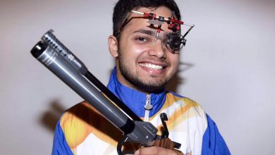 Photo of Manish Narwal shoots second gold in Para-Shooting World Cup with new world record