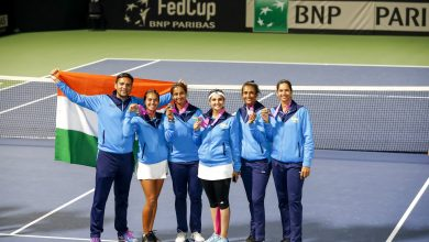 Photo of Sania, Ankita to lead India in Billie Jean King Cup World Group Play-offs against Latvia