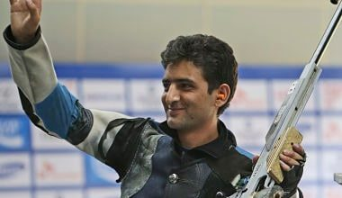 Photo of Shooting World Cup: Indian men win Gold in 50m rifle 3 position