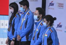 Photo of Indian shooting squad for Tokyo Olympics announced
