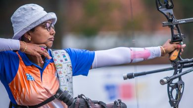 Photo of Archery World Cup: Women's recurve team tops qualification as Indians storm to QF in 3 events