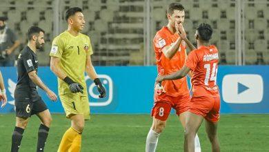 Photo of Ferrando looking for control in attack as FC Goa face Al Wahda challenge
