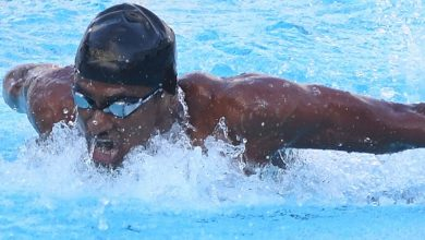 Photo of Uzbekistan Open Swim meet: Sajan Prakash bags gold, misses out on Olympic 'A' cut