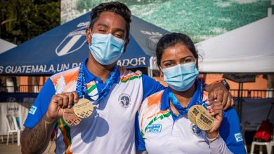 Photo of Archery World Cup Stage 1: India wins 3 gold, 1 bronze