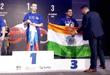 Photo of In conversation with Shrimant Jha: The Para Arm-Wrestling World Championships Silver Medalist
