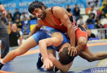 Photo of India's Greco Roman wrestlers disappoint at Asian Olympic qualifiers