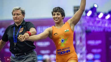 Photo of Anshu creates history, becomes first Indian woman wrestler to reach World Championship final