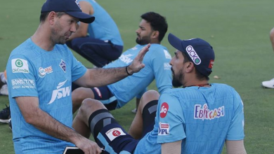 Photo of IPL 2021: Ishant Sharma suffering from heel niggle, says Ricky Ponting