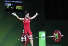 Photo of Asian Weightlifting Championships: Mirabai Chanu sets world record in Clean & Jerk, wins bronze