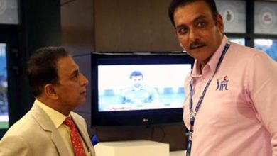 Photo of Ravi Shastri's ability to infuse confidence in youngsters is unbelievable: Sunil Gavaskar