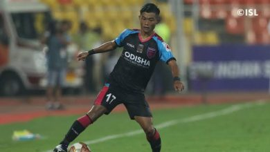 Photo of Jerry signs multi-year extention with Odisha FC